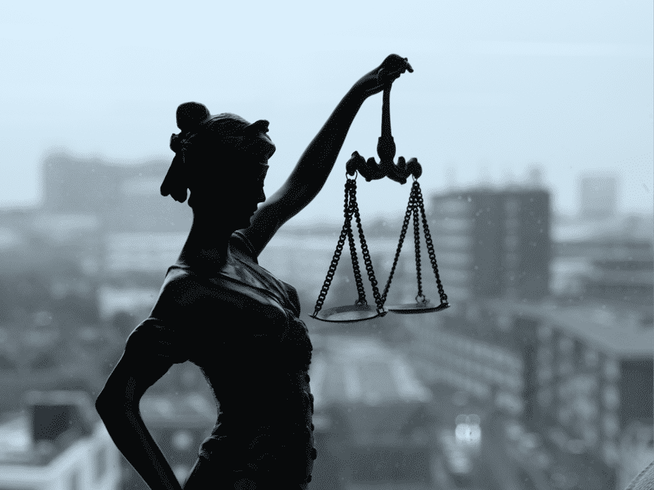 Arbeidsconflict arbeidsconflicten Arbeidsrecht bij Nova Legal, Vrouwe Justitia