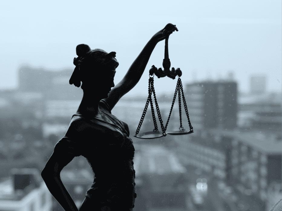 Vaststellingsovereenkomst, arbeidsrecht bij Nova Legal, Vrouwe Justitia