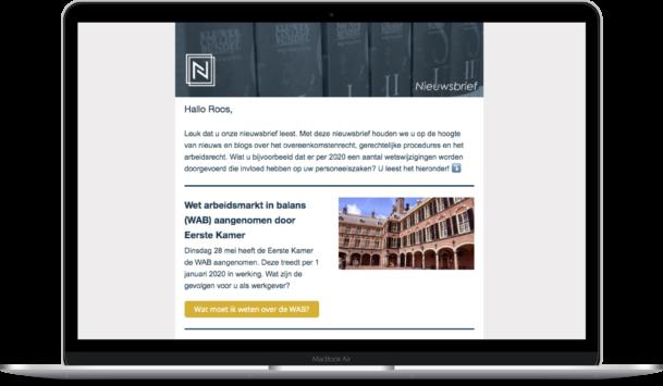 Nieuwsbrief Nova Legal | Uw partner in juridische zaken | Juristenkantoor Groningen en Amsterdam